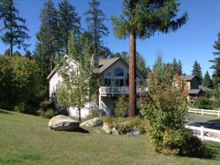 Gorgeous House with Internet Access and A/C - Whitefish vacation rentals