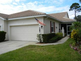 Lovely Lakeview Villa at the Plantation- Book Now - Venice vacation rentals