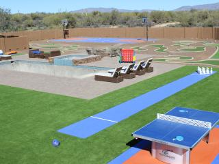9 Hole Golf Course, Bowling, Basketball, Ping Pong - Scottsdale vacation rentals