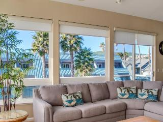 Oceanfront views, three balconies & steps from the beach! - Pismo Beach vacation rentals