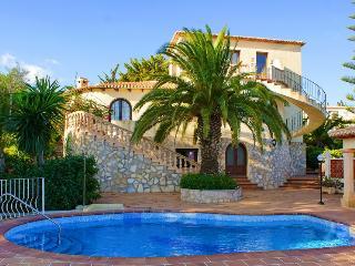 Villa en Javea  con piscina y vistas al mar - Javea vacation rentals