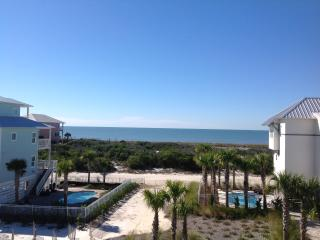 Stunning brand new gulf view home, private pool - Cape San Blas vacation rentals
