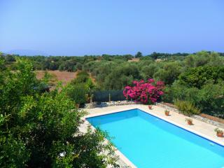 Beautiful Villa with pool, mountain and sea views - Karsiyaka vacation rentals