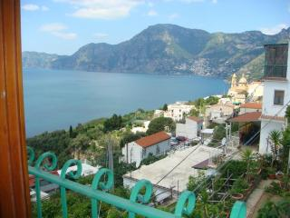 Casa Lucia - seaview to Capri, WIFI, no stairs - Praiano vacation rentals