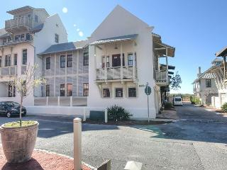 LaBarre Carriage House - Gulf View from the balcony!! - Rosemary Beach vacation rentals
