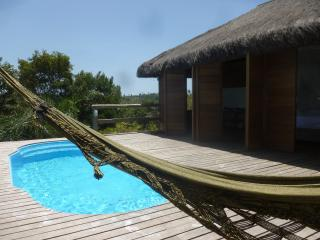 2 Lodges private swimming pools nearby Mangue Seco - Jandaira vacation rentals