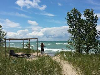 Bridgman Dunes-Private Lake MI & Harbor Country! - Bridgman vacation rentals