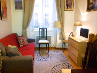 Studio with mezzanine  4 guest Saint Louis island - Paris vacation rentals