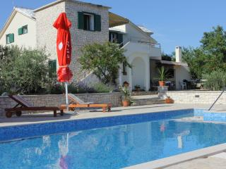 Lovely house with large pool - Supetar vacation rentals