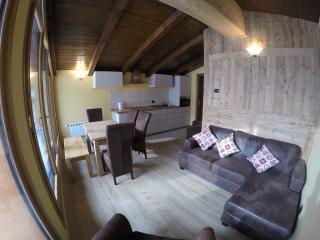 Luxury 3 Bedroom Apartment with glacier views - La Thuile vacation rentals