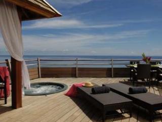 Villa standing moorea, vue mer et bains a remous - Papetoai vacation rentals