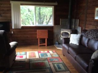 Hidden Duc Cabin, on the Sol Duc River - Forks vacation rentals