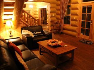 Luxury Log Home Near Saint Sauveur - Saint Sauveur des Monts vacation rentals