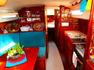 Stunning 360° Seaviews Sailboat 38ft - Road Town vacation rentals