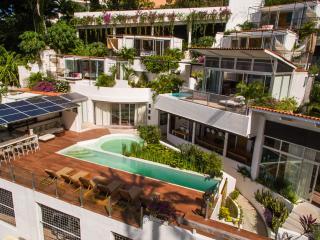 Luxurious 6 BR Eco-Villa, Full Staff, Short walk to Town and the Beach - Puerto Vallarta vacation rentals