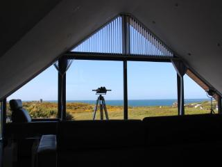 Contemporary property with stunning sea views. - Vale vacation rentals