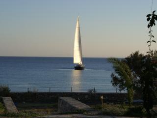 Faragas-1st Floor Beachfront Villa in Paros - Aliki vacation rentals