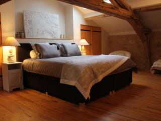 Cyrano, full comfort suite for 2 or 3 persons - Villefranche-de-Lonchat vacation rentals