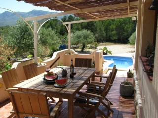 Casa Peregil with salt water pool! - El Perello vacation rentals