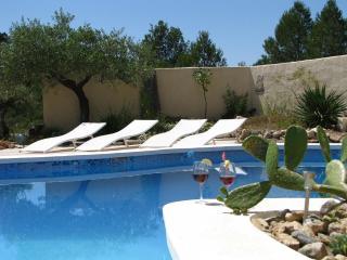 Casa Peregil with salt water pool! - El Perello vacation rentals