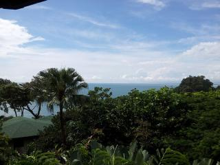 Tropical Bungalow 122, Ocean View, Private Beach - Manuel Antonio vacation rentals