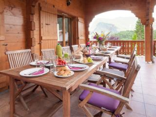 6 bedroom Chalet with Internet Access in La Cote-d'Arbroz - La Cote-d'Arbroz vacation rentals