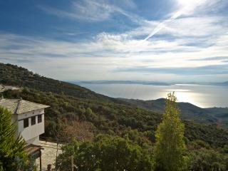 Villa SELINI  with panoramic sea view  (sleeps4-9) - Agios Georgios Nilias vacation rentals