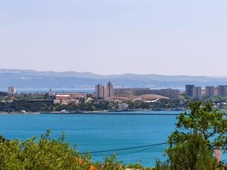 Adorable Sea & Split View from Relaxing Apartment- Split 10 km & Trogi 15km away - Split vacation rentals