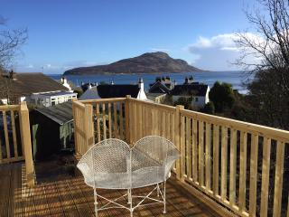 Isle of Arran house with sea views Lamlash - Lamlash vacation rentals