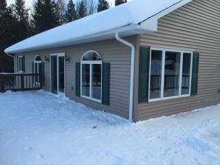 Cozy House with Dishwasher and A/C - Houghton vacation rentals