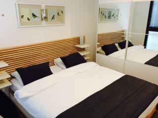 Bauhaus Apartment With Private Parking (6 Balfour St.) - Tel Aviv vacation rentals