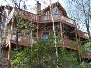 Gorgeous 4 bedroom Helen House with Internet Access - Helen vacation rentals