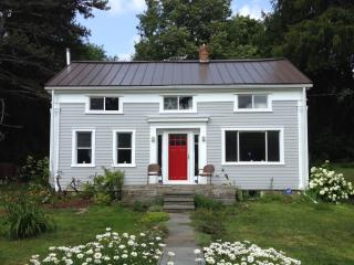 Restored 1850 Farmhouse On Winding Country Lane - Delhi vacation rentals