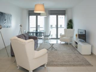 Gorgeous & modern 3 bdrs, security 24/7 and gym! - Jerusalem vacation rentals