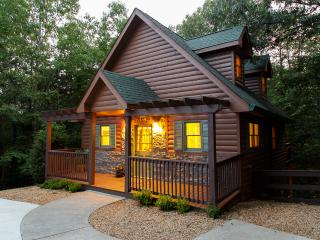 Charming Cabin in Helen with Internet Access, sleeps 8 - Helen vacation rentals