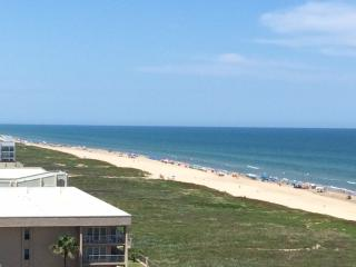 On the beach, 9th floor, Awesome views Be Blessed! - South Padre Island vacation rentals