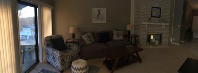 Cozy Condo with Fireplace and Patio - Fontana vacation rentals