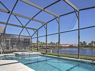 Stately 7BR Lakefront Kissimmee House w/Wifi, Game Room & Private Pool/Spa - Just 7 Miles from Disney World! Close to Countless  - Kissimmee vacation rentals