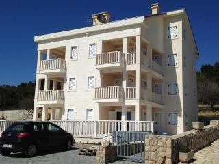 New, beautiful see view apartment No.2.(4+2) - Novalja vacation rentals