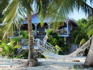 Stunning Beachfront Home-Boat Access Only - Utila vacation rentals