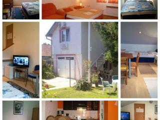 Apartment Corry for 4 persons with AC and WiFi in Bilje near Osijek - Bilje vacation rentals