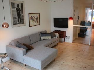 Lovely bright Copenhagen apartment with a balcony - Copenhagen vacation rentals
