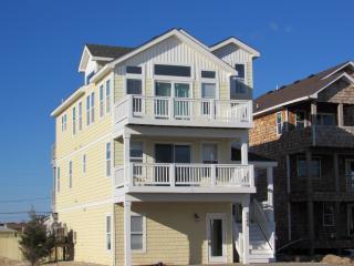 Flip Flop - 5 BR Semi-oceanfront - Cabana Service! - Kill Devil Hills vacation rentals
