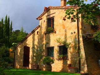 Lovely 5 bedroom Val d'Orcia Farmhouse Barn with Internet Access - Val d'Orcia vacation rentals