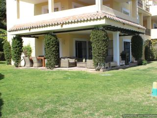 Delightful 3 Bed Garden Apartment La Quinta R 202 - Nueva Andalucia vacation rentals