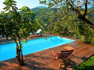 Villa Rufo with exclusive pool near to the beaches - Castiglione Chiavarese vacation rentals