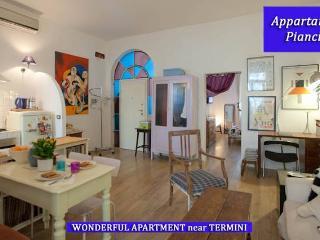 Wonderful apartment near Termini - Rome vacation rentals