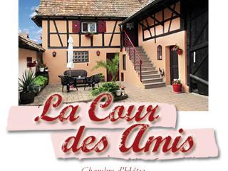 """Chambre d'Hôtes """"La Cour des Amis"""" - Vendenheim vacation rentals"""