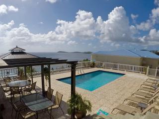 The Blue Sandcastle Villa - Bolongo Bay vacation rentals