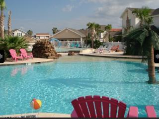 Beautiful Poolside North Padre Island 1BR Townhome - Corpus Christi vacation rentals